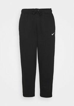 Nike Sportswear - Træningsbukser - black/white