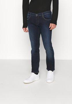 Emporio Armani - Jeans Slim Fit - blu navy