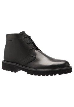 Strellson Premium - Schnürstiefelette - black