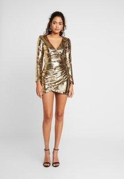 Tiger Mist - FLORES DRESS - Vestito elegante - gold