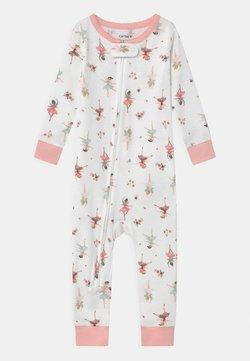 Carter's - BALLERINA - Pijama - white/light pink