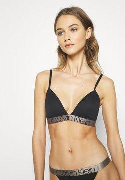 Calvin Klein Underwear - LINED - Triangel BH - black