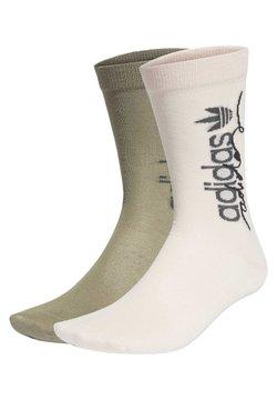 adidas Originals - 2 PACK - Sportsocken - pink