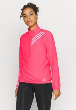 adidas Performance - RUN IT JACKET - Laufjacke - pink