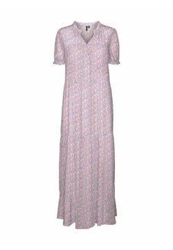 Vero Moda - Vestido largo - pink