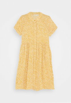 Name it - NKFDERA  - Blusenkleid - spruce yellow