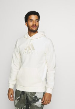 adidas Performance - MUST HAVES SPORTS INSPIRED HOODED - Huppari - white