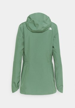 The North Face - WOMENS HIKESTELLER JACKET - Hardshelljacke - agave green