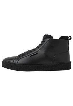 Calvin Klein - ERVE - Sneakers hoog - black