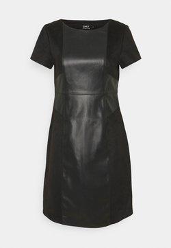 ONLY - ONLELISA MIX DRESS - Robe d'été - black
