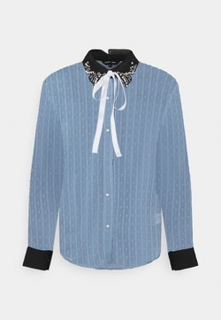 Sister Jane - ALL THE CRAZE BOW - Blouse - blue