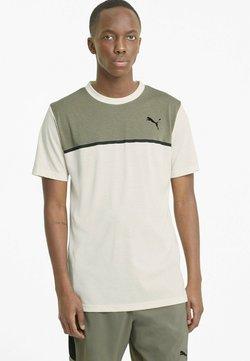 Puma - UOMO - T-Shirt print - eggnog-vetiver