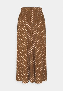 ONLY - ONLPELLA SKIRT - Jupe longue - toasted coconut