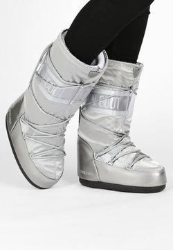 Moon Boot - GLANCE - Bottes de neige - silver
