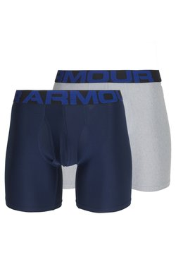 Under Armour - TECH 2 PACK - Bokserit - academy/mod gray light heather