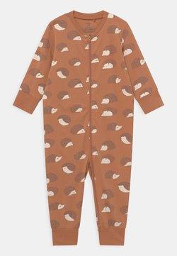 Lindex - HEDGEHOG UNISEX - Pijama - light brown