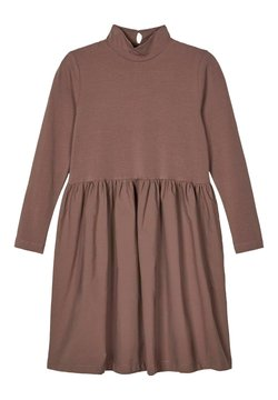 Name it - Jerseykleid - marron