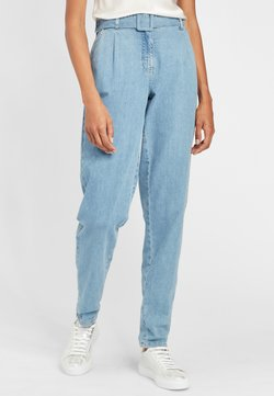 MADELEINE - Jeans Tapered Fit - bleached