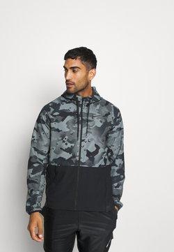 Nike Performance - Outdoor jakke - black/grey fog