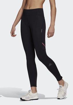 adidas Performance - HOW WE DO LONG LEGGINGS - Tights - black