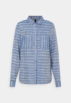 YAS - YASELMA ICON - Camisa - cashmere blue/white
