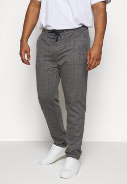 Jack´s Sportswear - CLUB PANTS ELASTIC WAIST - Jogginghose - grey melange