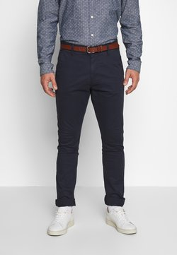 INDICODE JEANS - GOVER - Chinot - navy