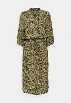 Soaked in Luxury - ZAYA DRESS - Maxikleid - green