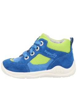 Superfit - Sneaker low - blau/hellgrün