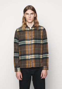 YMC You Must Create - CURTIS SHIRT - Overhemd - olive