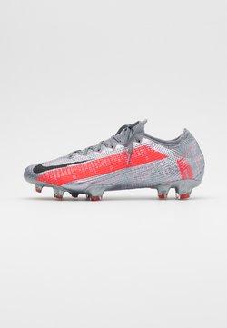 Nike Performance - MERCURIAL VAPOR 13 ELITE FG - Moulded stud football boots - metallic bomber grey/black/particle grey