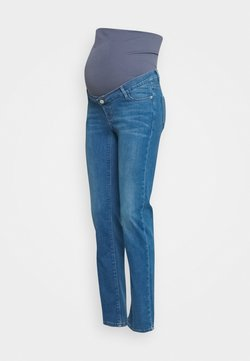 Esprit Maternity - PANTS STRAIGHT - Jeans Straight Leg - lightwash