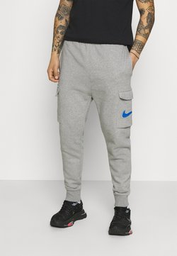 Nike Sportswear - COURT PANT - Jogginghose - grey heather