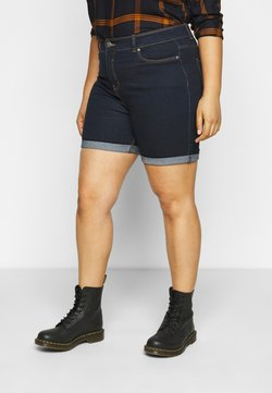 CAPSULE by Simply Be - Jeansshort - indigo