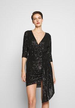 Patrizia Pepe - ABITO DRESS - Vestito elegante - nero