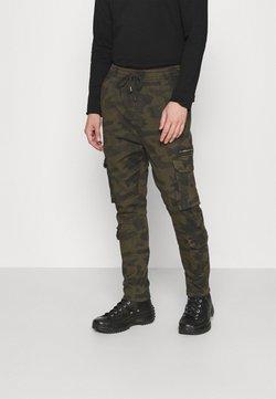 Brave Soul - ASKERN - Cargo trousers - khaki