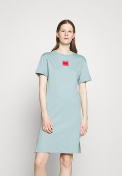 HUGO - NEYLETE REDLABEL - Vestido ligero - pastel green