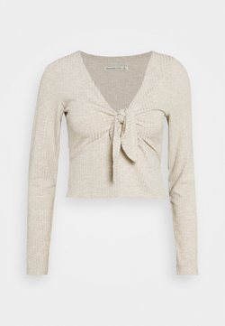 Abercrombie & Fitch - Langarmshirt - beige