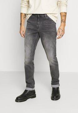 Only & Sons - ONSLOOM SLIM ZIP SWEAT GREY  - Slim fit jeans - grey denim