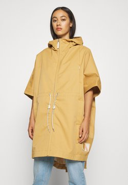 Scotch & Soda - CLUB OVERSIZED PONCHO - Cape - camel