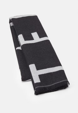 Ted Baker - HULAH WOVEN SCARF - Scarf - black