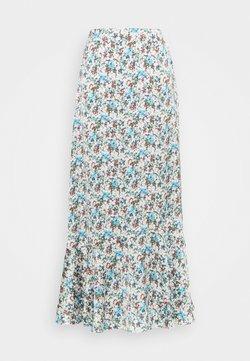 Glamorous Tall - LADIES SKIRT PAINTERLY FLOWER - Jupe crayon - confetti
