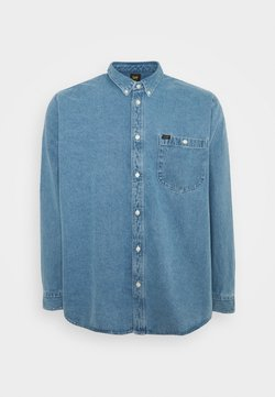 Lee - RIVETED SHIRT - Camicia - faded blue