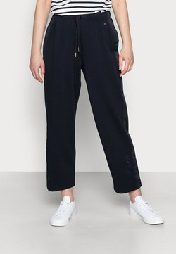 Tommy Hilfiger - RELAXED LONG PANT - Jogginghose - blue
