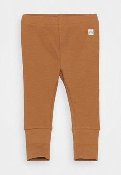 Lindex - SOLID UNISEX - Leggingsit - dusty brown