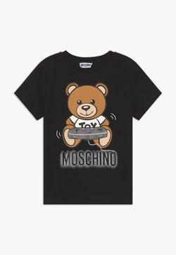 MOSCHINO - T-Shirt print - black