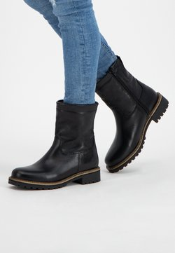 Travelin - VIMPELI - Ankle Boot - black