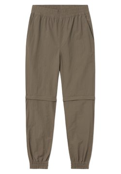 Timberland - WOODWOOD 2IN1 HIKE PANT - Jogginghose - canteen