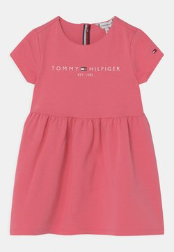 Tommy Hilfiger - BABY ESSENTIAL  - Jerseykleid - exotic pink