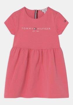 Tommy Hilfiger - BABY ESSENTIAL  - Vestido ligero - exotic pink